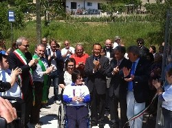 Centro Diurno Disabili Villa Brozzi Montorio maggio 2012