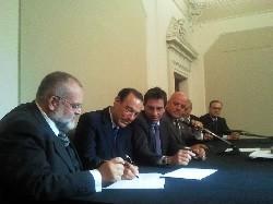 Protocollo Intesa Fondazioni MIBAC e Regione settembre 2012