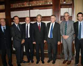 Firma Convenzione Ministero Fondazioni