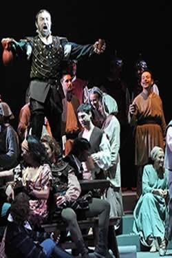 Otello Bruson interprete e regista novembre 2009