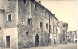 Palazzo Melatino Stampa antica
