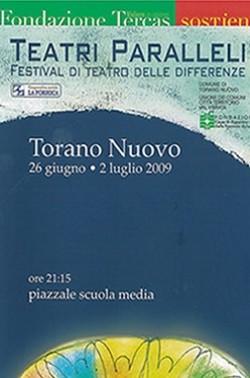 Teatri Paralleli giugno-luglio 2009