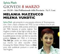 TeramoPoesia Milena Vukotic marzo 2012