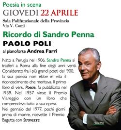 TeramoPoesia Paolo Poli aprile 2010