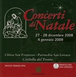 Concerti Natale Civitella del Tronto