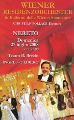 Concerto WIENER RESIDENTORCHESTER Nereto