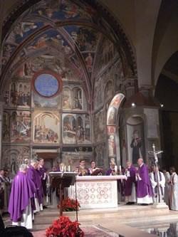 Duomo Atri Messa dicembre 2008