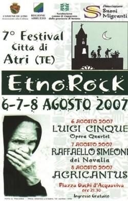 EtnoRock Atri 2007
