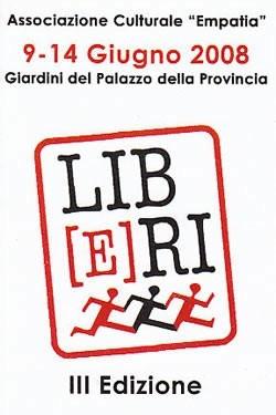 FESTIVAL LIBRI TERAMO GIUGNO 2008