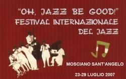 Festival Jazz Mosciano 2007