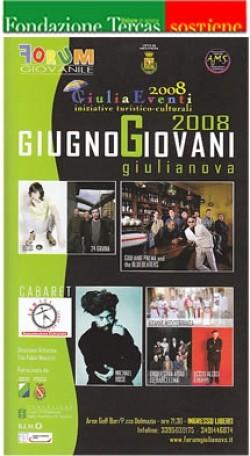 Giugno Giovani  2008 Giulianova