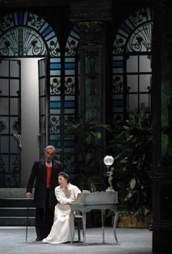 La Traviata 2007 Prova generale