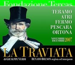 La Traviata 2008 Locandina