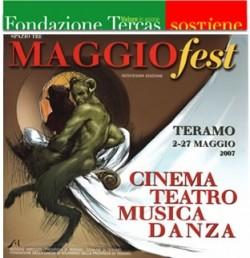 Maggio fest 2007 Ambrogio Sparagna