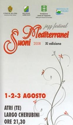 Suoni Mediterranei Atri agosto 2008 XI Edizione