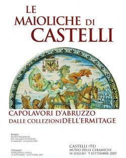 le Maioliche di Castelli locandina