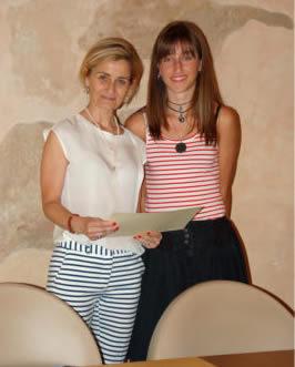 InterCultura-Presidente con vincitrice edizione 2017