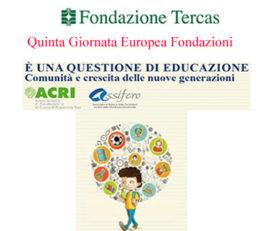Logo V Giornata europea fondazioni_2