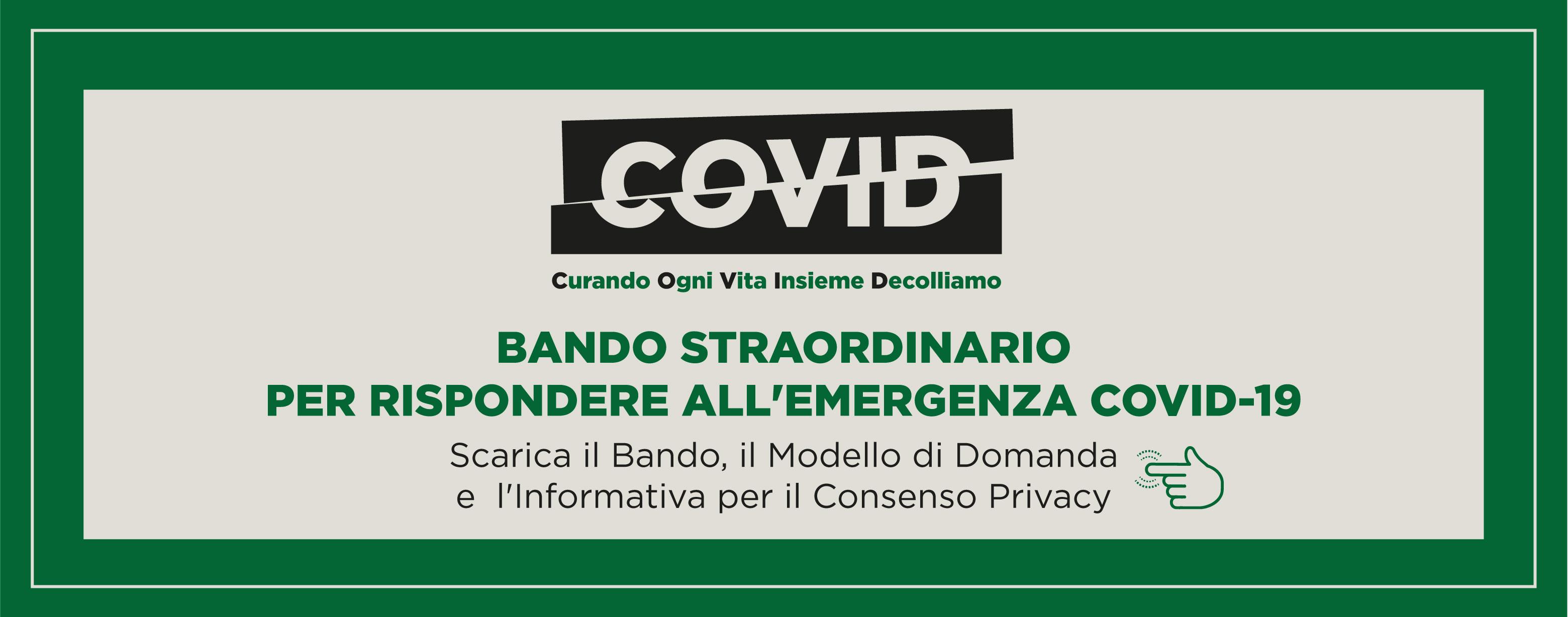 Bando Covid Per-Sito