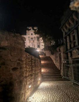 castello della monica ristrutturazione