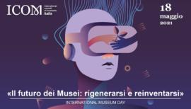 banner grande ICOMItalia Giornata Internazionale Muse